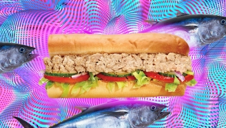 A New Lawsuit Alleges That Subway's Tuna Sub Isn't Tuna But A 'Mixture Of Various Concoctions'