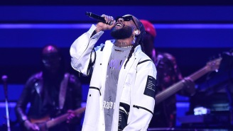 Ty Dolla Sign Covers Nirvana's 'Smells Like Teen Spirit' For Its 30th Anniversary