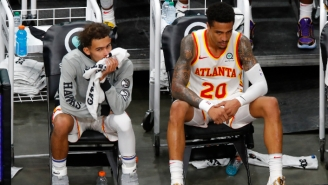 Trae Young On Reports Of Recent Criticism From His Teammates: 'You Learn And You Grow'