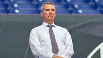 The Jaguars Fired Coach Doug Marrone As Urban Meyer Rumors Swirl