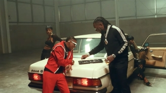 Wizkid And Burna Boy Reunite In The Flirtatious 'Ginger' Video