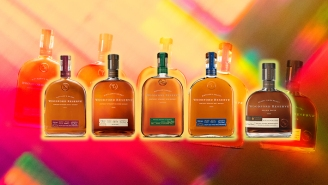 Ranking The Core Bottles Of Woodford Reserve Whiskey