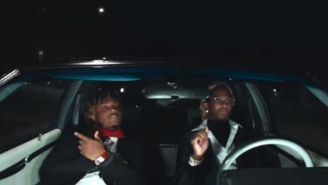 Juice WRLD And Young Thug 'Bad Boy' Video Sees The Duo Living Up To Title