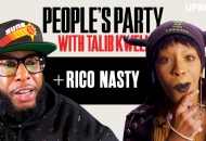 'People's Party With Talib Kweli' Episode 81: Rico Nasty