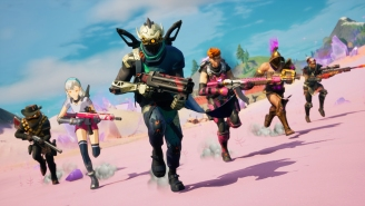 The 'Short Nite' Series By 'Fortnite' Set A Viewership Record In Its Party Royale Mode