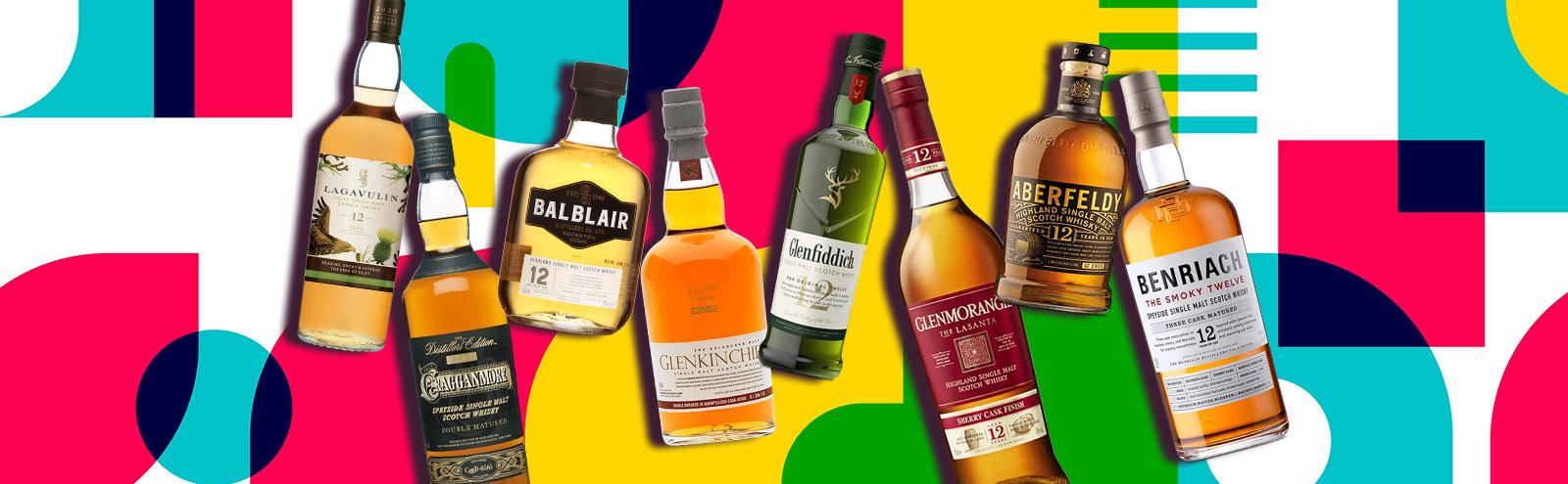 Blind Scotch Taste Test — Which 12-Year-Old Single Malt Whisky Is Best?