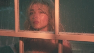 Sabrina Carpenter's 'Skin' Hit No. 48 On The 'Billboard' Chart And Got A Dreary Video