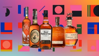 The Best Bourbons To Drink Right Now, According To Drizly's 2020 Sales