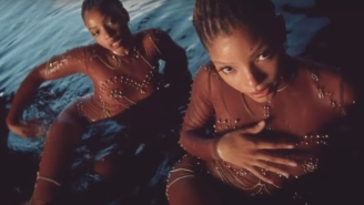 Watch Chloe X Halle Dance Side By Side In The Intergalactic, Extravagant 'Ungodly Hour' Video