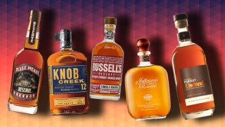 The Best Bottles Of Bourbon Whiskey Between $60-$70
