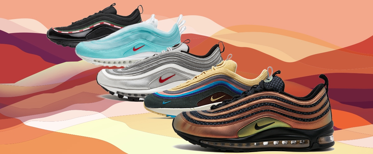 The Best Nike Air Max 97s Of All Time
