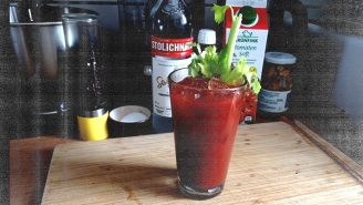 The Bloody Mary Is Our Official Mardi Gras Cocktail — Here's Our Recipe