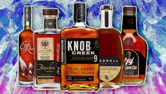 The Best Bourbon Whiskeys To Drink On The Rocks