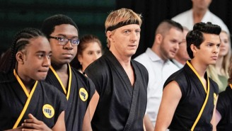 'Cobra Kai's Johnny Lawrence Has Some Advice That You Probably Shouldn't Follow For Riding Out The Rest Of Winter