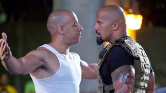 Vin Diesel Goes From Feuding With The Rock To Starring In A 'Rock 'Em Sock 'Em Robots' Movie