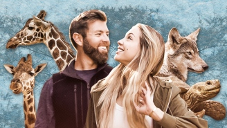 How Wildlife Biologist Forrest Galante And Social Media Star Charly Jordan Are Teaming Up For Conservation