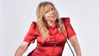 Courtney Love Quit Acting Because She Experienced 'A Bunch' Of #MeToo Moments