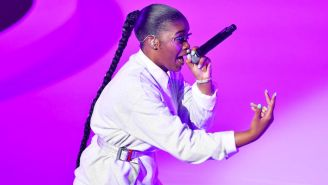 Tierra Whack Flexes Her Impressive Flow Over Ludacris' 'Stand Up' In An Electric Freestyle