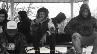 JID Calls Out Institutional Racism In His Poignant 'Skegee' Video