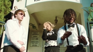 Trippie Redd Plays Wedding Crasher In Murda Beatz And Shordie Shordie's Emotive 'Love' Video