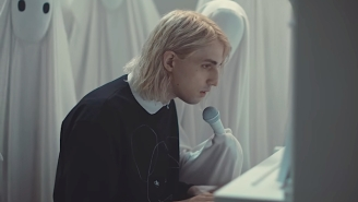 Porter Robinson Serenades Ghosts In His Surreal 'Look At The Sky' Video