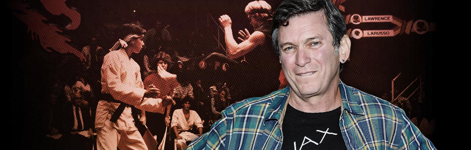 Robert Mark Kamen, writer of Karate Kid