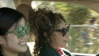 Rhea Perlman And Director Kate Tsang On Their Film, 'Marvelous and the Black Hole'