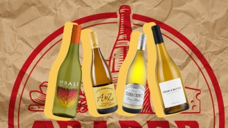 The Best Value White Wines Selling At Trader Joe's Right Now