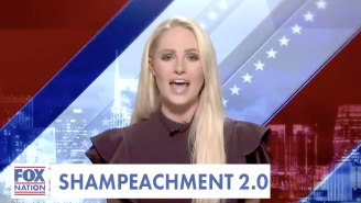 Tomi Lahren Is Desperately (And Unsuccessfully) Trying To Make 'SHAMpeachment' A Thing