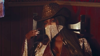 Victoria Monét Is A Cowgirl On The Run In Her Western-Inspired 'F.*.C.K.' Video