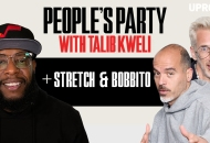 'People's Party With Talib Kweli' Episode 87: Stretch & Bobbito