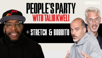 Talib Kweli And Stretch & Bobbito Talk Show Freestyles & More