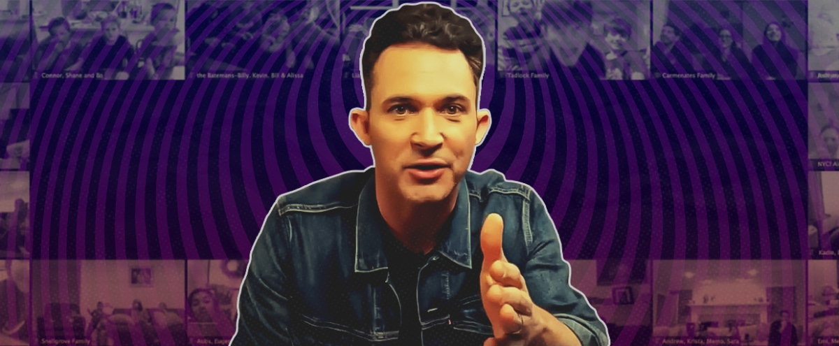 Magician Justin Willman On Performing In A Pandemic And Creating A Connection Over Zoom