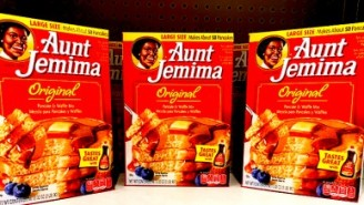 Aunt Jemima, Long Criticized For Its Stereotypically Racist Mascot, Finally Has A New Name (And No Mascot)