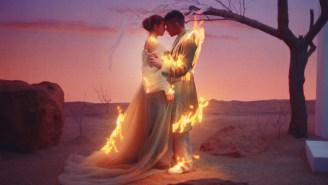 Bad Bunny And Rosalía Are Inseparable Partners In Their Romantic 'La Noche De Anoche' Video