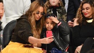 Blue Ivy Modeled With Beyonce For An Upcoming Ivy Park Collection, And Fans Loved It