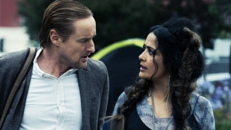 'Bliss' Director Mike Cahill On Why Salma Hayek Is The Storm And Owen Wilson Is The Life Boat
