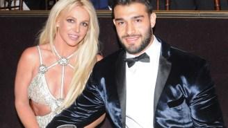 Britney Spears' Boyfriend Sam Asghari Said He Has 'Zero Respect' For Her Father