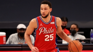 Ben Simmons Explains Why He Doesn't Watch ESPN: 'Turn That Sh*t Off'