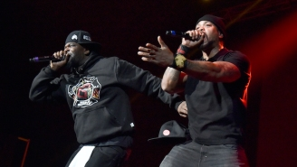Wu-Tang Clan T-Shirts Prompted The Chinese Government To Lodge A Complaint With The Canadian Embassy