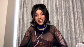 Cardi B Explains To Jimmy Fallon How 'Up' Is About Poop