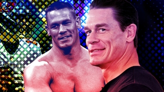 John Cena Talks Tom Brady, Super Bowl Ads, And How Staying Curious Guides His Career From WWE To Acting