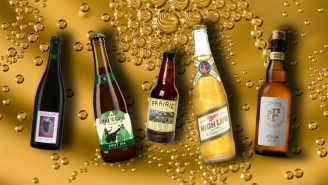These Beers Can All Lay Claim To The 'Champagne Of Beers' Title