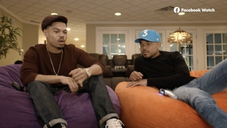 Chance The Rapper And Taylor Bennett Tease A Future Collaboration For Facebook Watch