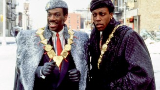 Eddie Murphy And Arsenio Hall Were Forced To Cast A White Actor For A Small Role In 'Coming To America'