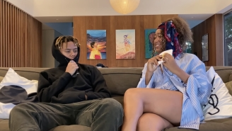 Cordae And Naomi Osaka Quiz Each Other On Their Love Life For 'GQ'