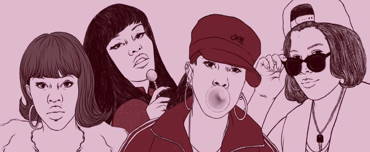 'The Motherlode' Gives The Female Pioneers Of Rap History Their Just Due