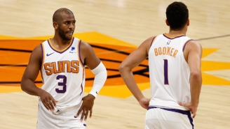 Chris Paul Calls This His 'Most Bittersweet' All-Star Nod Because Devin Booker Didn't Make It