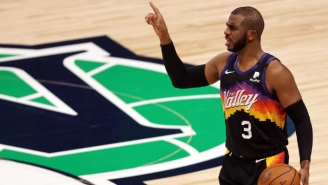 Chris Paul Is Staying In Phoenix On A 4-Year, $120 Million Deal That Ends When He's 40