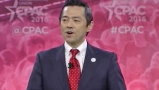 A Japanese Man Who Allegedly Believes His Cult Leader Is A Reincarnated Alien Will Speak After Don Jr. At CPAC
